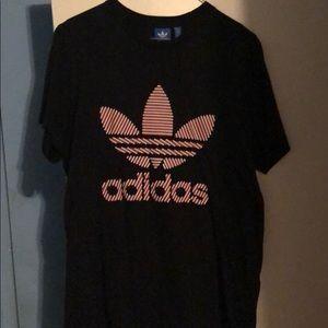 Black Adidas Shirt